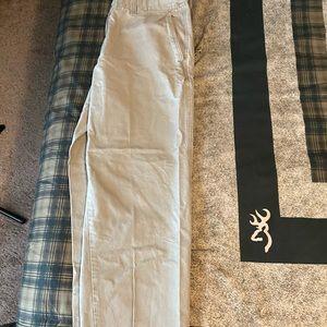 Men's Khaki Columbia Pants